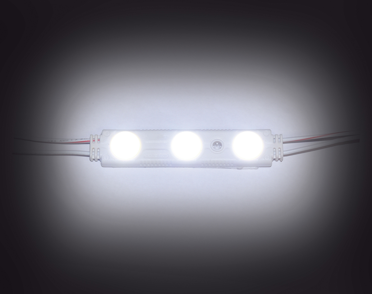 LED-Modul-5050-3x-SMD-LEDs-20er-Kette-WEISS-IP65-12V-wasserdicht-selbstklebend