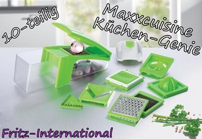 Charming ... 10 Tlg Maxxcuisine Kuechen Genie TV Werbung Das