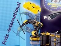 Roboterarm-Roboter-Arm-ROBO-Bausatz-Playtastic-Baukasten-incl-USB-Schnittstelle
